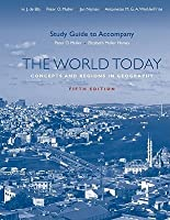 Study Guide to Accompany The World Today: Concepts and Regions in Geography