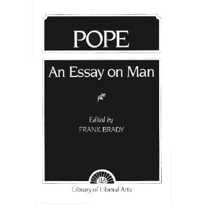 alexander by essay man pope