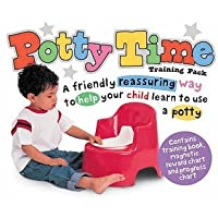 Potty Time Training Pack (Training Packs)