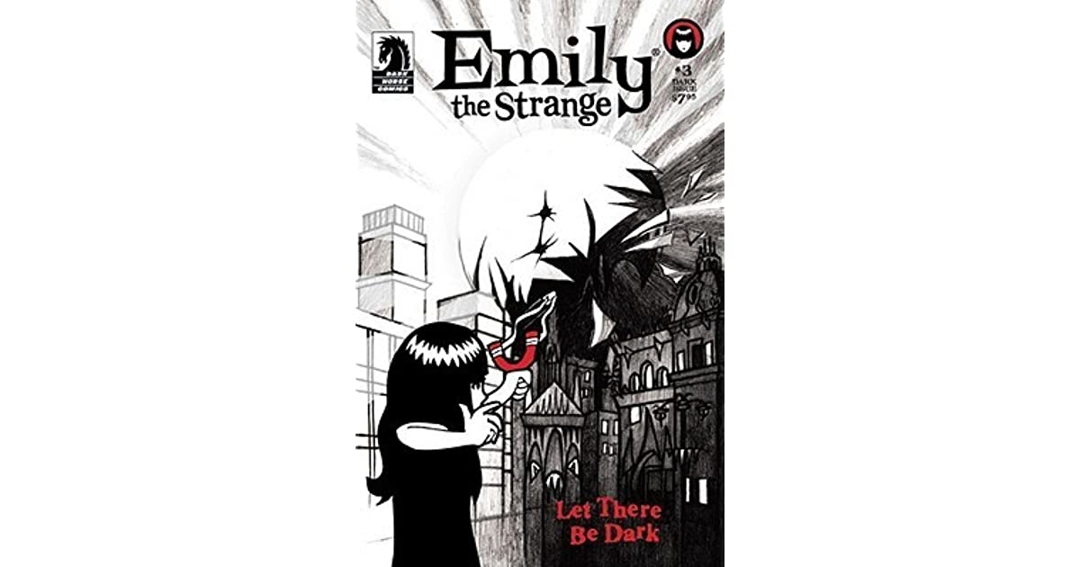 The Lost Days (Emily the Strange 1) by Rob Reger