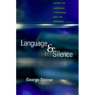 george steiner in his essay the uncommon reader George steiner published a book back in 1959 called tolstoy or dostoevsky: an essay in the old criticism like all of steiner's books, this first publication of his ranges over a lot of territory and sheds light all around as with most of steiner's books, i had to read only the parts i could .