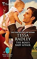 The Boss's Baby Affair (Billionaires and Babies, #12)