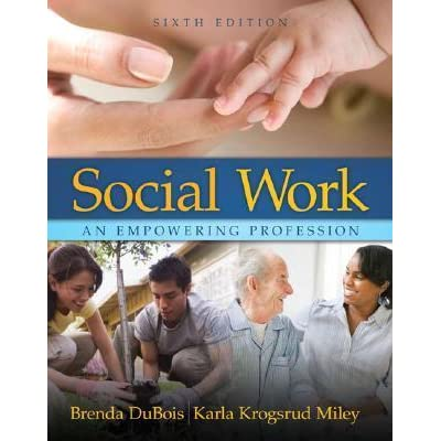 is social work a profession discussion This file of soc 331 week 4 discussion question 2 social work as a profession comprises: compare and contrast the ways volunteers and professionals may deliver social.