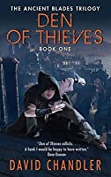 Den of Thieves (Ancient Blades #1)