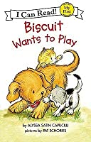 Biscuit Wants To Play (My First I Can Read Biscuit Level Pre 1)
