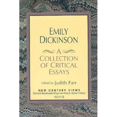 critical essay of a book