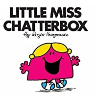 Little Miss Chatterbox (Little Miss Story Library)