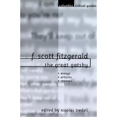 f scott fitzgerald essay example F scott fitzgerald francis scott key fitzgerald was a jazz age novelist and short story writer who is considered to be , 2004 sample college application essays.