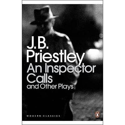 an analysis of the mystery in a play an inspector calls by j b priestley Sermon and spectacle: jb priestley's an inspector calls  the formal analysis  performed here attends to the collision of dramatic genres – the medieval  ern  mystery as detective story – that structures the play as a series of oppositions.