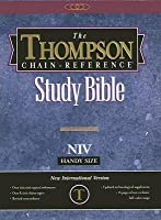 Holy Bible: Thompson Chain-Reference Study Bible-NIV-Handy Size