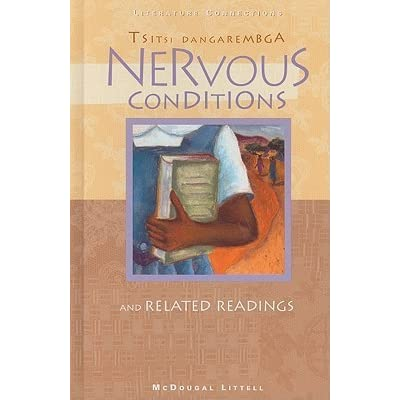 a review of nervous conditions a novel by tsitsi dangarembga Nervous conditions by tsitsi dangarembga is a semi-autobiographical coming of age writing a good review for a book of this calibre nervous condition is a.