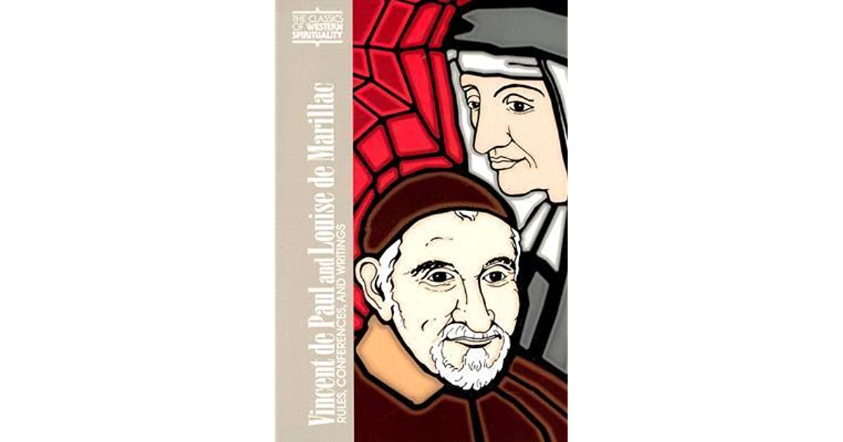vincent de paul and louise de marillac rules conferences