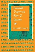Selected Papers on Fun and Games (Lecture Notes)