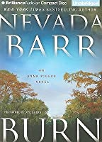 Burn 16 by Nevada Barr (2011, Paperback)