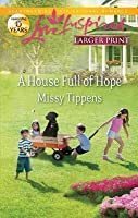 A House Full of Hope (Love Inspired (Large Print))