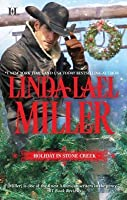 Holiday in Stone Creek: A Stone Creek Christmas / At Home in Stone Creek (Stone Creek, #4 & 6)