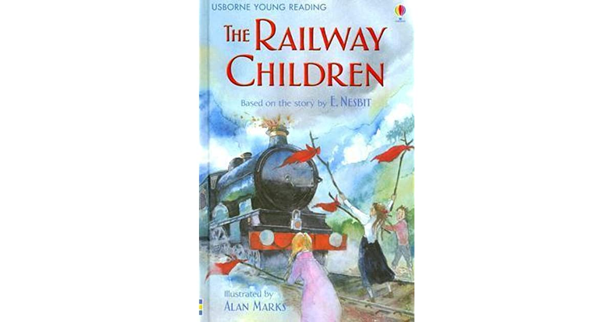 The Railway Children Book Cover : The railway children by mary sebag montefiore — reviews