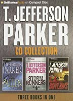 T. Jefferson Parker CD Collection: The Fallen, Storm Runners, L.A. Outlaws
