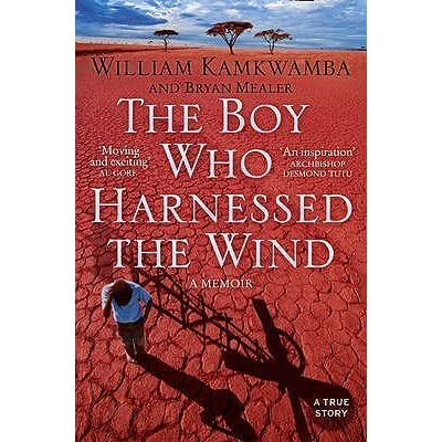boy who harnessed the wind According to his autobiography, the boy who harnessed the wind, his father had been a rough fighting man who changed after becoming a christian.