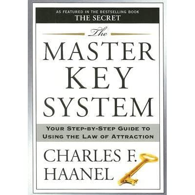 CHARLES HAANEL BY MASTER SYSTEM KEY THE