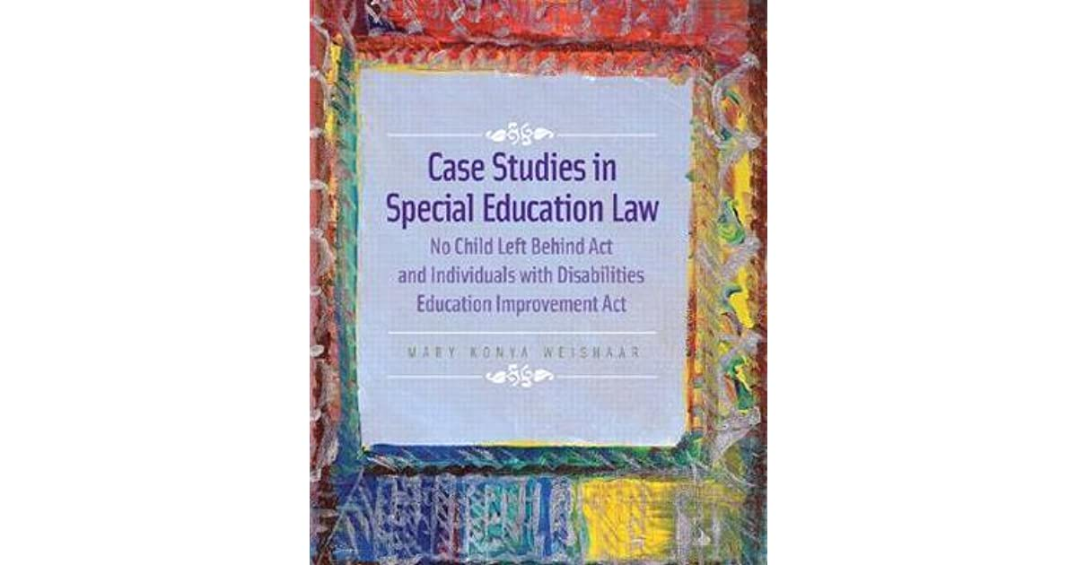 case studies in education Case studies definition • an intensive description and analysis of a single individual or (sometimes) group advantages 1 good source of ideas about behavior.