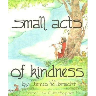 A small act of kindness essay