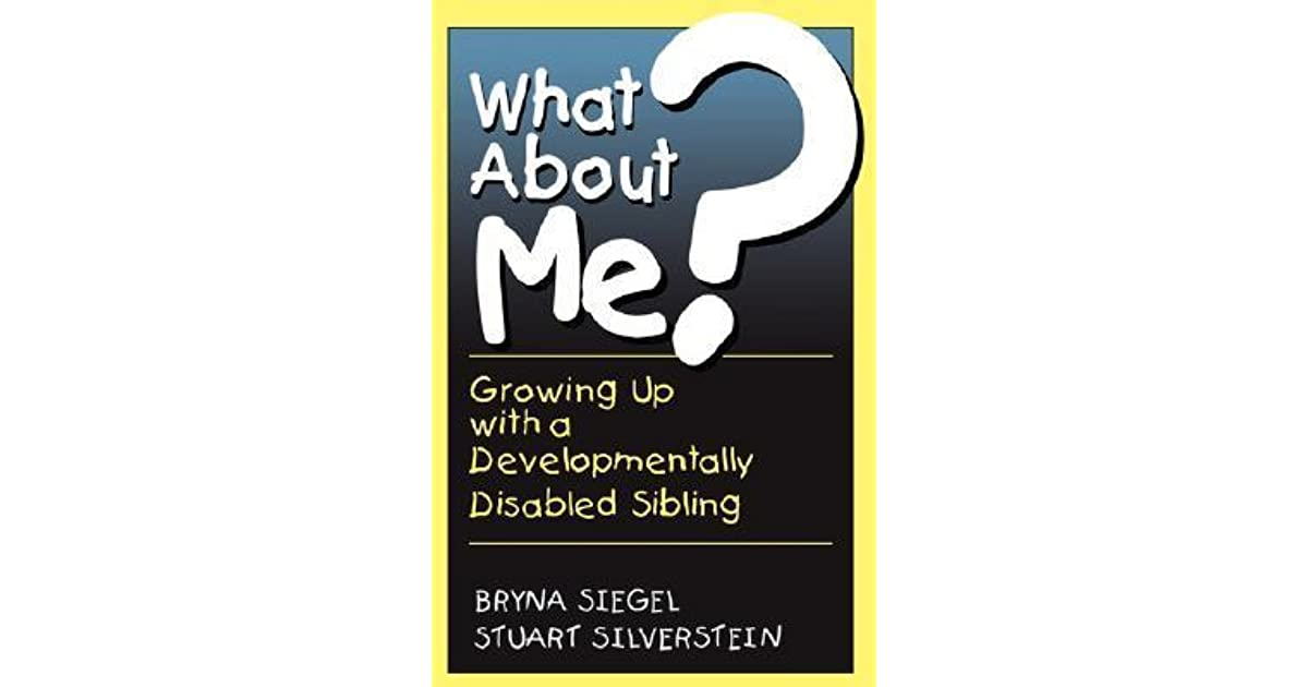 How to Help a Developmentally Disabled Sibling