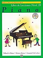 Alfred's Basic Piano Library Lesson Book, Bk 1b: Spanish Language Edition, Book & CD