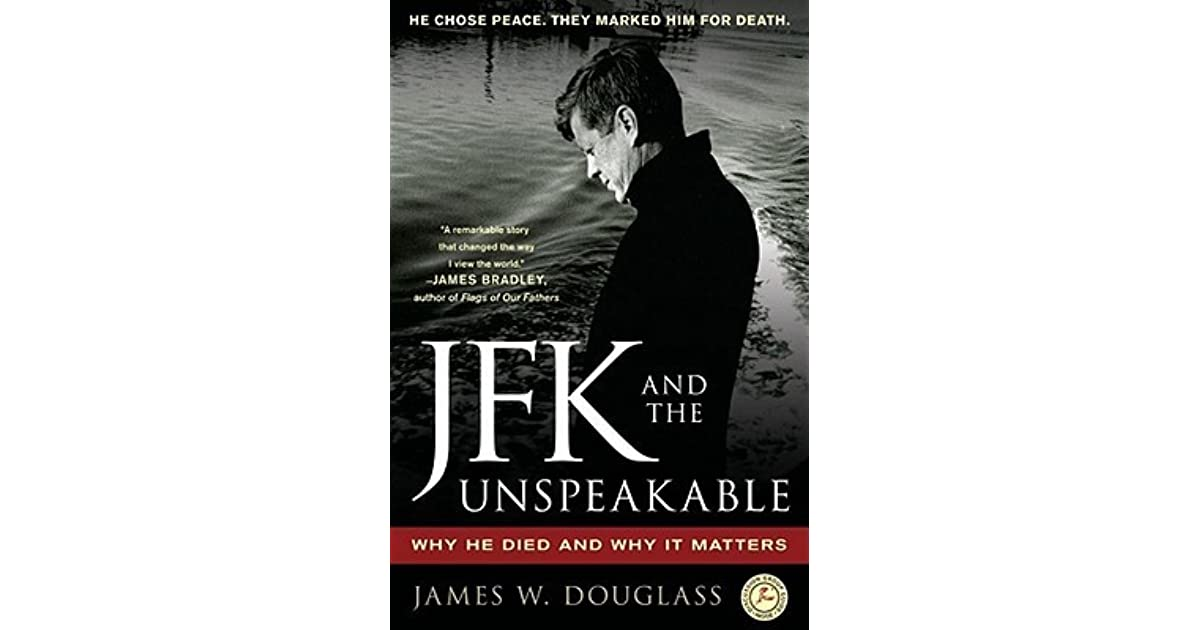 jfk and the unspeakable pdf