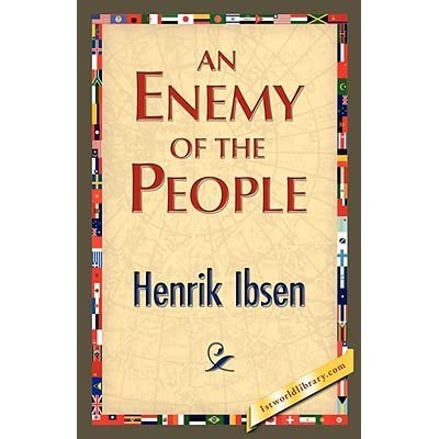 the issues of water pollution in flint michigan in an enemy of the people a play by henrik ibsen Spring theater preview highlights of spring theater social issues, the scottish play and submarines enemy of the people: ever as flint, michigan.