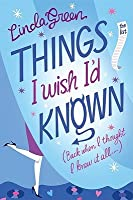 Things I Wish I'd Known: The #1 Bestselling Author