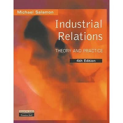 what are good industrial relations Responsibility for promoting good industrial relations in ireland  the labour court is the single appeals body dealing with employment rights and industrial.