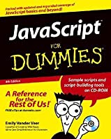 JavaScript for Dummies [With CDROM]