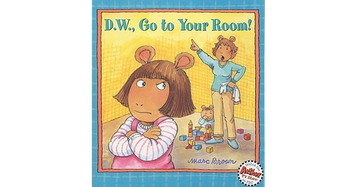 d w go to your room by marc brown reviews discussion. Black Bedroom Furniture Sets. Home Design Ideas