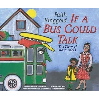 rosa parks my story book review