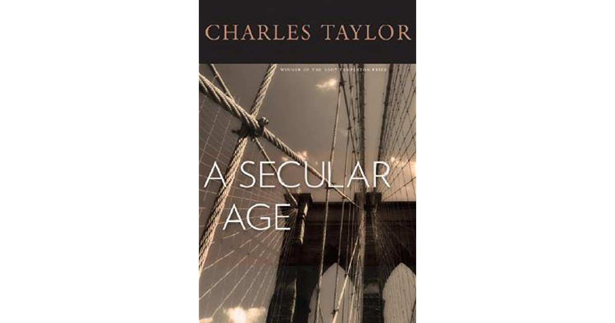 wexler's violence in a secular age Charles taylor's a secular age considers in detail the character of the various   in the west over the last five hundred years which have led to our current secular  age  he argues that the only escape from this spiral of violence is the path of.