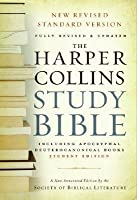 HarperCollins Study Bible - Student Edition: Fully Revised & Updated