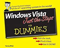 Windows Vista™ Just the Steps™ For Dummies®