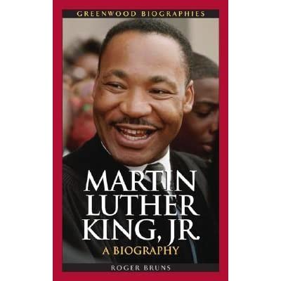 JR MARTIN LUTHER KING AUTOBIOGRAPHY