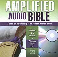 Amplified Bible on Audio CD - Complete New Testament