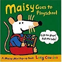 Maisy Goes To Playschool (Maisy)