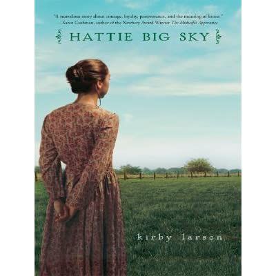 hattie big sky A book trailer for hattie big sky by kirby larson compiled by the palos verdes library district all images and music are available under creative commons a.