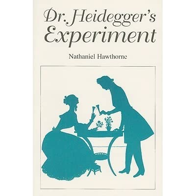 dr heideggers experiment essays Free essay: dr heidegger's experiment: reality or illusion in nathaniel hawthorne's short story dr heidegger's experiment, one of the central ideas of the.