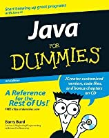 Java for Dummies [With CDROM]