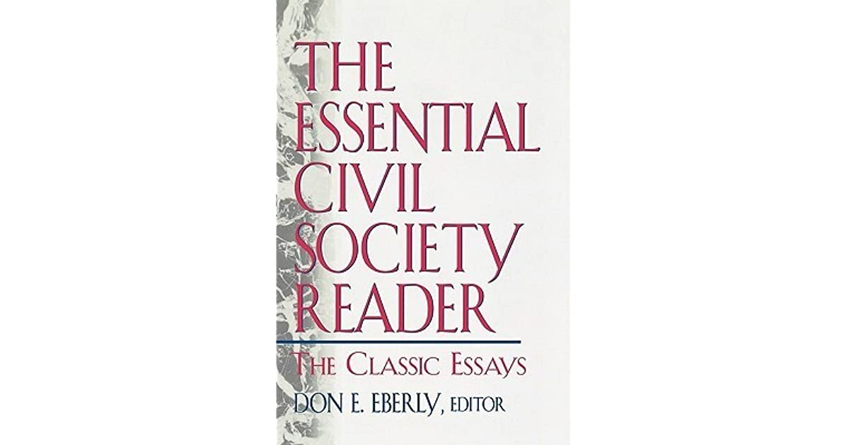 essay about classic 2016-6-14  for me this year, that book is clear and simple as the truth: writing classic prose,  at the center of the classic style is the nonfiction essay,.