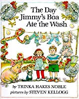 The Day Jimmy's Boa Ate the Wash,  Weekly Reader Book Club Edition