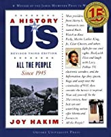 All the People: Since 1945 (A History of Us, Book 10)