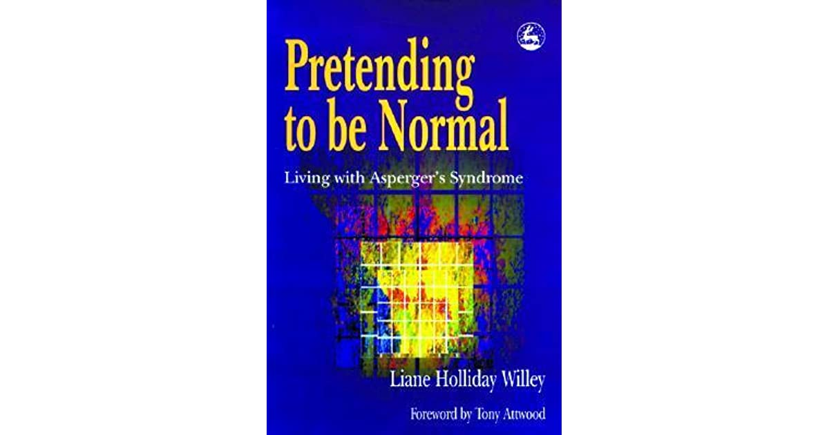 Mandy (Jersey)'s review of Pretending to Be Normal: Living ...