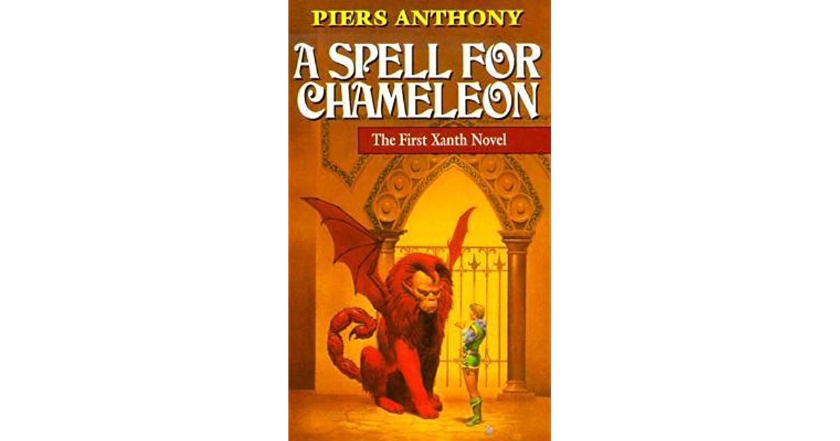 a biography of piers anthony