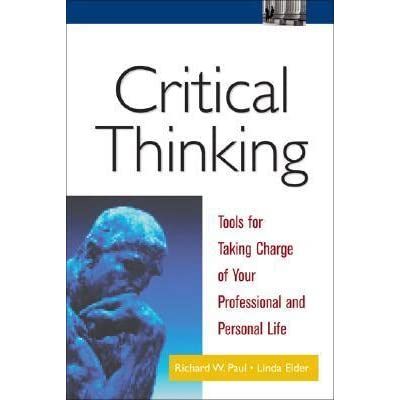critical thinking richard w paul linda elder